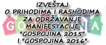 Izveštaj Gospojina 2015-2016